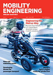 SAE Mobility Engineering - August 2019