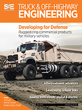 Truck & Off-road Engineering - May 2019
