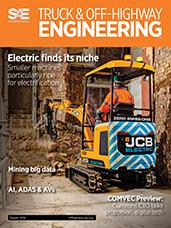 SAE - Truck & Off-highway Engineering - October 2019