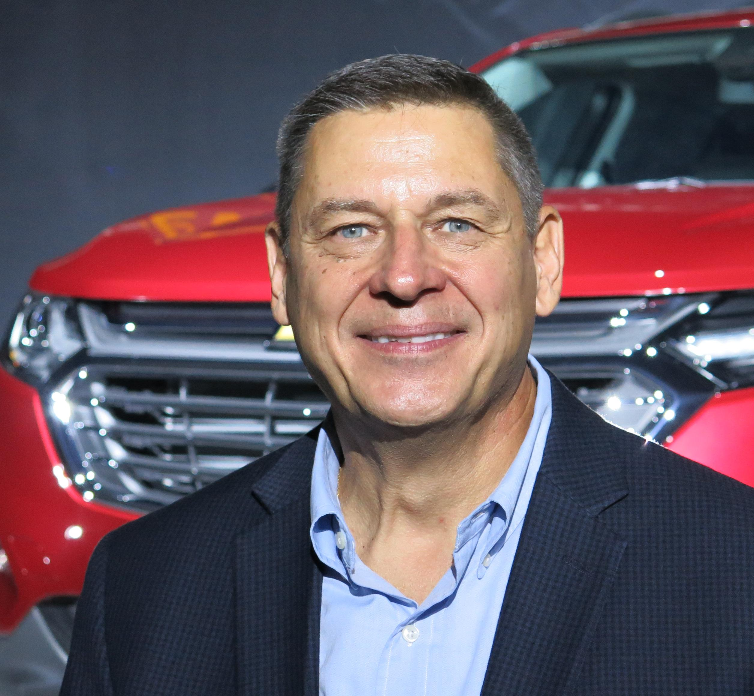 Engineering Chevy's Lighter, Stronger CUV