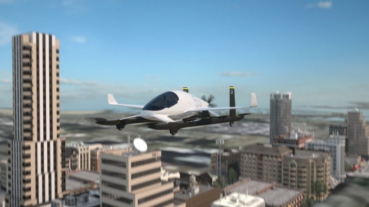 Aurora's eVTOL aircraft will provide on-demand transportation to minimize long commutes due to heavy traffic and urbanization in populated areas.
