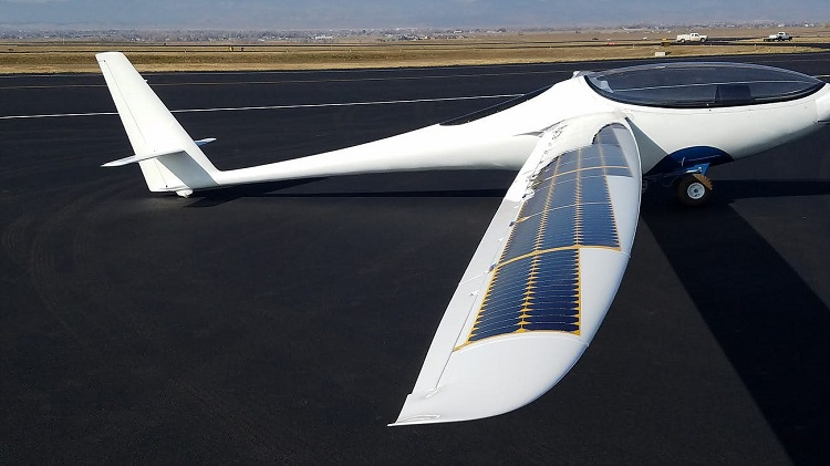 Bye Aerospace's solar-electric prototype completes first flight