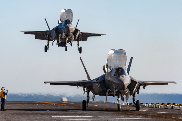 Lockheed Martin Aeronautics Co., part of Lockheed Martin Corp., in Fort Worth, Texas, won a $22.7 billion contract from the U.S. Department of Defense (DoD) to deliver 255 of its F-35 fifth-generation military combat aircraft.