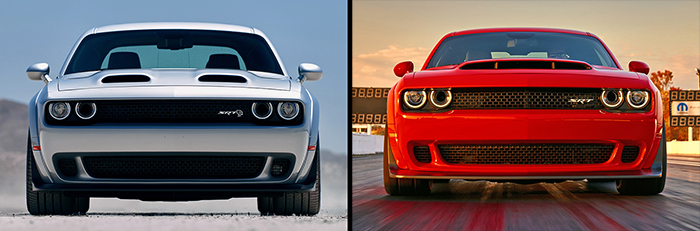 2019 Dodge Challenger Deceased Demon Seeds Stronger And Wider