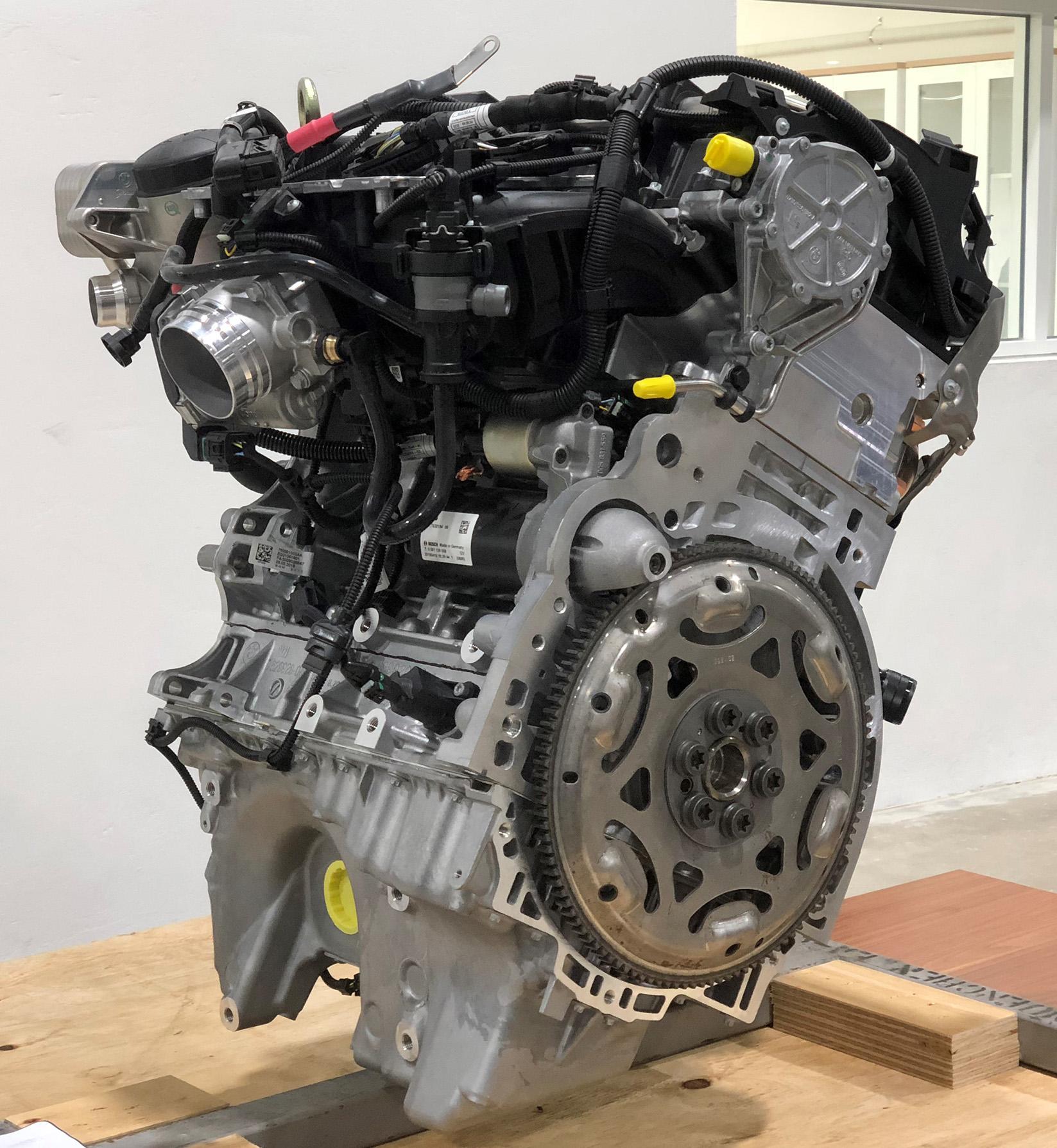 Vinfast Liter Cyl Engine