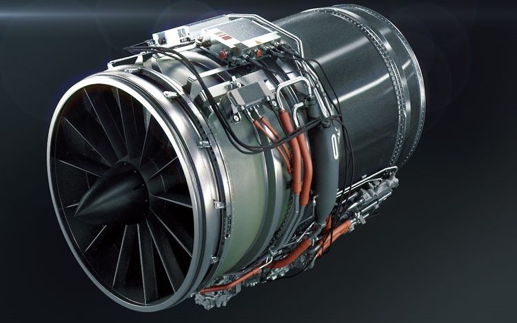 Ge Aviation Debuts Affinity First Civil Supersonic Engine