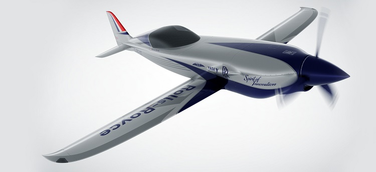 Air racing is going electric