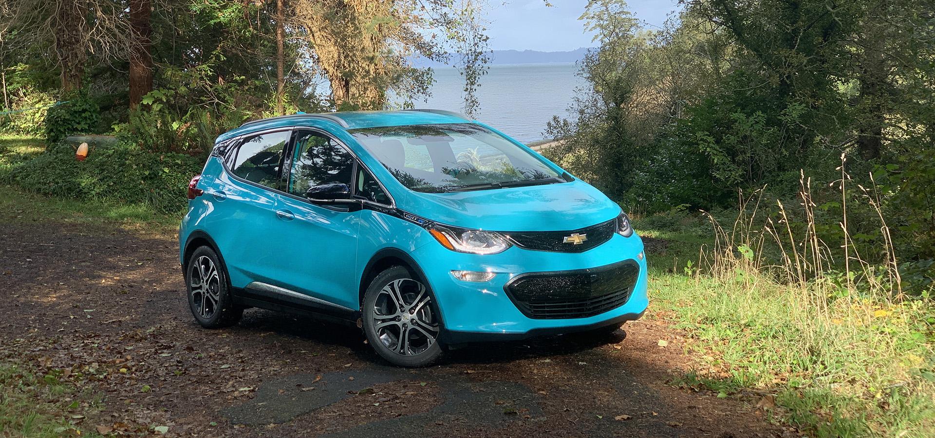 2020 Chevy Bolt Ev Range Boost
