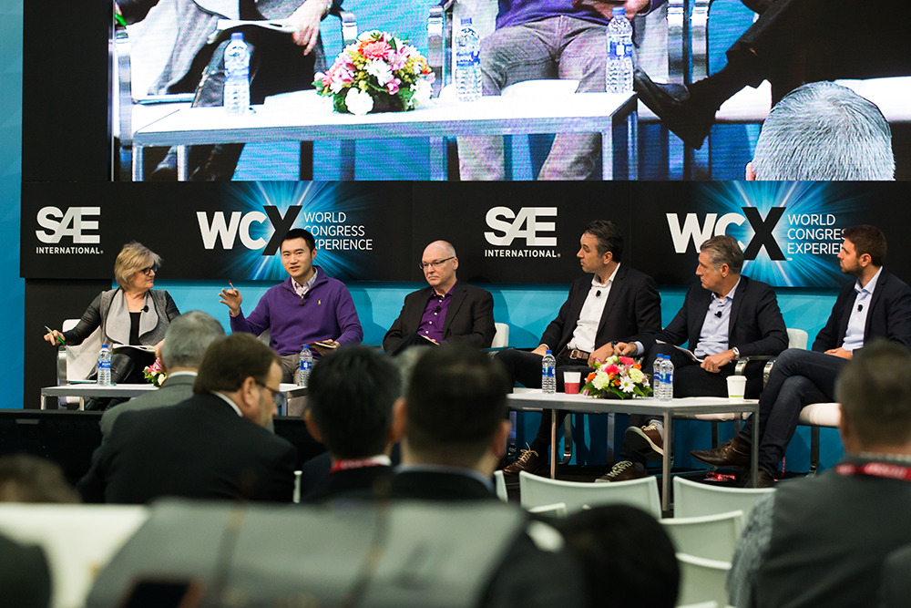 Sae World Congress >> Sae International