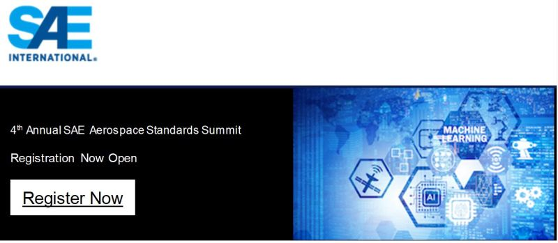 SAE's Aerospace Standards Summit