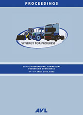 2nd AVL International Commercial Powertrain Conference Proceedings (2003)