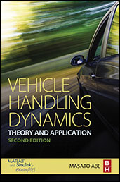 Vehicle Handling Dynamics: Theory and Application, 2nd Edition