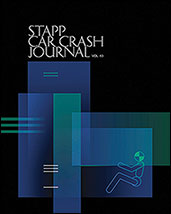 Stapp Car Crash Journal Vol. 63, 2019