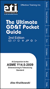 2009 Ultimate GD&T Pocket Guide 2nd Ed