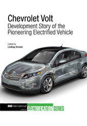 Chevrolet Volt--Development Story of the Pioneering Electrified Vehicle