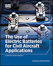 The Use of Electric Batteries for Civil Aircraft Applications