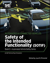 Safety of the Intended Functionality: Book 3 - Automated Vehicle Safety