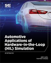 Automotive Applications of Hardware-in-the-Loop (HIL) Simulation