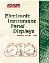Electronic Instrument Panel Displays