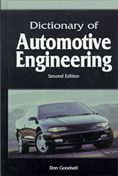 Dictionary of Automotive Engineering-Second Edition