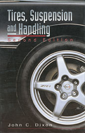 Tires, Suspension and Handling, Second Edition