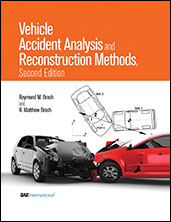 Vehicle Accident Analysis and Reconstruction Methods, Second Edition