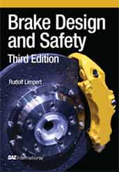 Brake Design and Safety, Third Edition