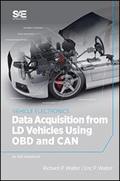 Data Acquisition from Light-Duty Vehicles Using OBD and CAN