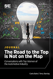The Road to the Top is Not on the Map Personal Journal