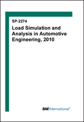 Load Simulation and Analysis in Automotive Engineering, 2010