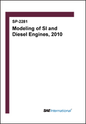 Modeling of SI and Diesel Engines, 2010