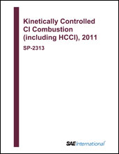 Kinetically Controlled CI Combustion (including HCCI), 2011