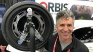 ORBIS Ring Drive on display at WCX 2018
