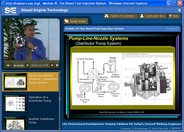 Diesel Engine Technology training screenshot