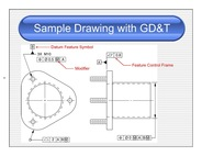 Fundamentals of Geometric Dimensioning & Tolerancing (GD&T) Web Seminar RePlay training screenshot