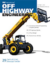 SAE Off-Highway Engineering 2010-10-01