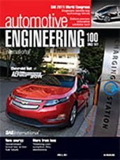 Automotive Engineering International 2011-04-05