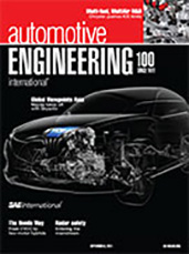 Automotive Engineering International 2011-09-06