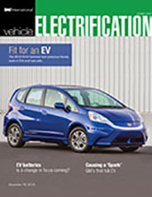 SAE Vehicle Electrification 2012-12-18
