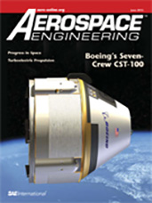 AEROSPACE ENGINEERING 2013-06