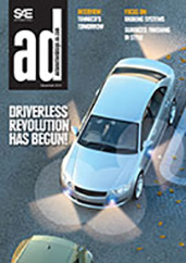 Automotive Design: October/November/December  2014