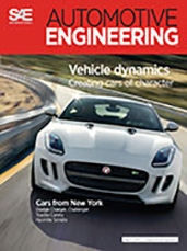 Automotive Engineering: May 6, 2014