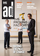 Automotive Design: April/May/June 2015