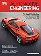 Automotive Engineering:  May 5, 2015