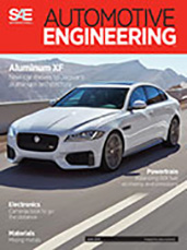 Automotive Engineering:  June 2, 2015