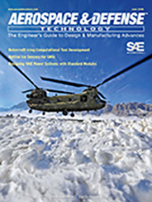 Aerospace & Defense Technology:  June 2016