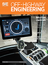 SAE Off-Highway Engineering: October 7, 2016