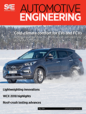 Automotive Engineering:  May 2018
