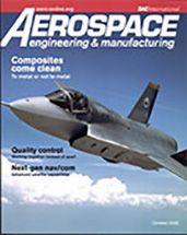 Aerospace Engineering & Manufacturing 2008-10-01