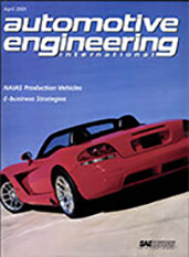 Automotive Engineering International 2001-04-01